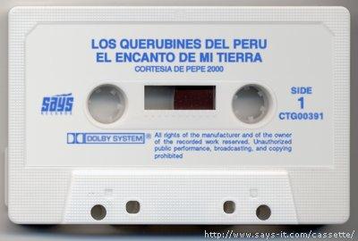 Tu propio cassette