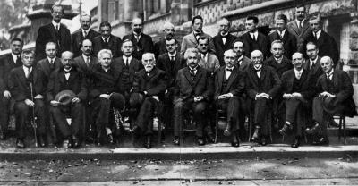 La foto mas famosa de la ciencia