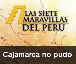 7 maravillas del Perú