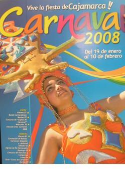Carnaval de Cajamarca 2008